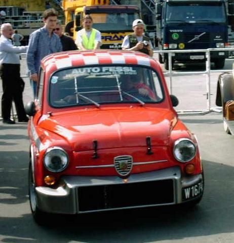 Abarth Fiat Abarth 850tc Bj 1965