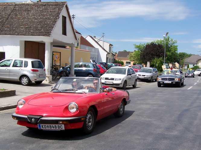 Alfa Romeo: Alfa Romeo Spider 2000 - Bj. 1984