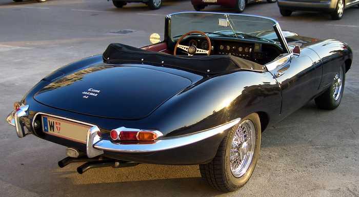 jaguar jaguar e type 4 2 serie i 1 5 cabrio bj 1966. Black Bedroom Furniture Sets. Home Design Ideas